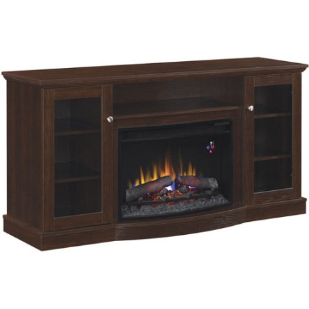 delaney 48 tv stand with fireplace  74837
