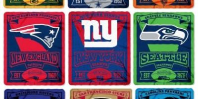 $15.95 NFL Teams New Logo Large Soft Fle...