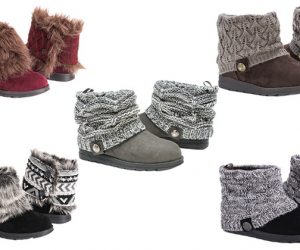 $36.99 (was $76) Muk Luks Patti Women's Boots
