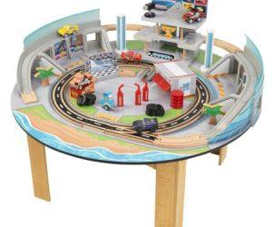 $59.97 (was $149.99) KidKraft Disney® Pixar Cars 3 Florida Racetrack & Table