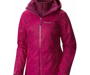 As low as $129.88 (was $200+) Columbia® Women's Whirlibird™ Interchange Omni-Heat® Jacket
