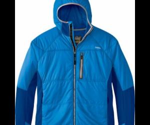 $39.88 (was $129.99) Cabela's XPG™ Men's Outkross Hybrid Jacket with PrimaLoft® and Polartec® – Tall