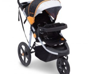 $99.98 (was $130) Jeep Brand Adventure All-Terrain Jogging Stroller