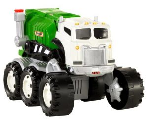 $29.97 (was $54.84) Matchbox Stinky the Garbage Truck