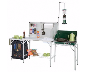 $99.97 (was $139.99) Bass Pro Shops Deluxe Camp Kitchen