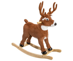 $49.97 (was $69.99) Bass Pro Shops White-Tailed Deer Rocker