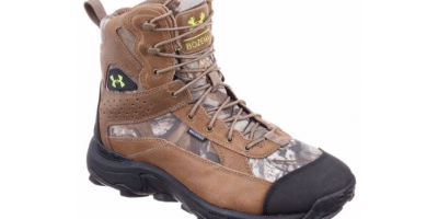 $89.97 (was $164.99) Under Armour Speed Freek Bozeman 600 Insulated Waterproof Hunting Boots for Men