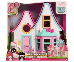 $24.97 (was $69.99) Hello Kitty Doll House- Over 15 inches tall