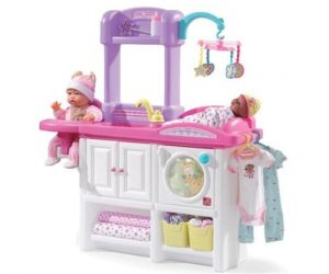 $37 (was $59.99) Step2 Love and Care Deluxe Nursery Playset