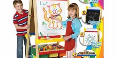 $90 (was $149.99) Cra-Z-Art 4-in-1 Ultimate Art Easel