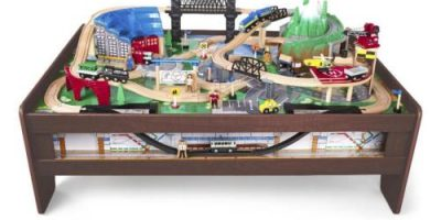 $103.93 (was $129.99) Imaginarium Metro Line Train Table