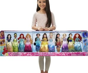 $79 (was $99.88) Disney Princess Shimmering Dreams Collection 11 Pack