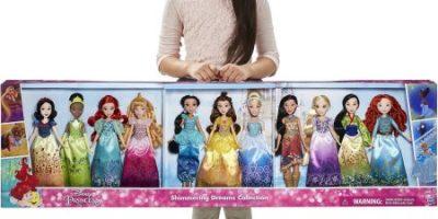$79 (was $99.88) Disney Princess Shimmer...