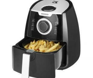 $59.88 (was $79.99) KALORIK 3.2 Qt. Manual Air Fryer