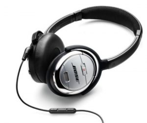 $99.95 (was $250) Bose QuietComfort® 3 Acoustic Noise Cancelling® headphones