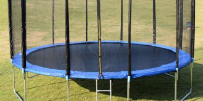 $310.99 (was $600) 16FT Trampoline Combo...