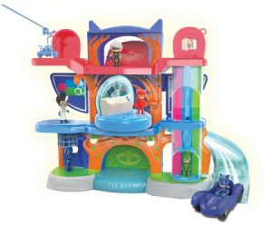 $51.47 (was $69) PJ Masks Headquarter Play Set