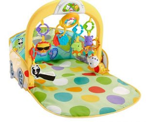 $34.98 (was $59.98) Fisher-Price 3-in-1 Convertible Car Gym