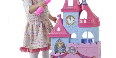 $32.99 (was $49.94) Disney Princess Magical Wand Palace By Little People