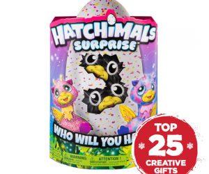 $49.99 (was $79.99)  Hatchimals Surprise™ Twins