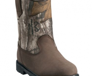 $6.91 (was $59.99) Herter's Youth Uninsulated Side-Zipper Hunting Boots