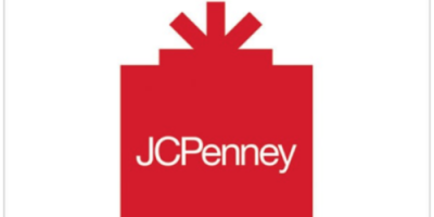 $25 (was $30) JCPenney Gift Card