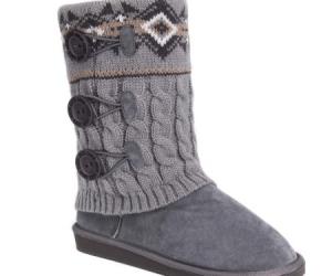 $18.88 (was $65) MUK LUKS Women's Cheryl Boots