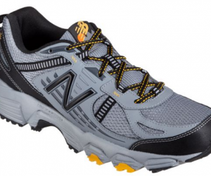 $39.77 (was $69.99) New Balance MT410BG4 Trail Running Shoes for Men