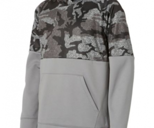 $20 (was $40) Reebok Boys' Performance Fleece Printed Hoodie
