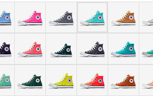 Converse Hi-Tops as Low as $22.50!!