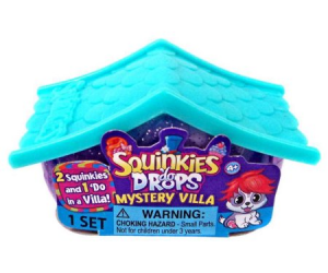$1.97 (was $9.78) Squinkies Do Drops Mystery Villa