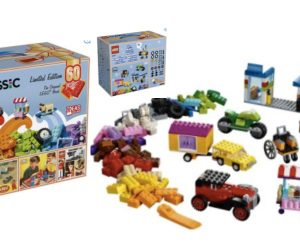 60th Anniversary Vintage Lego Set: $29.97