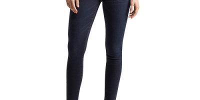 $12.99 (was $46.50) aeropostale womens seriously stretchy low-rise jegging