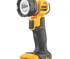 $24.99 (was $89.99) DEWALT 20V MAX Li-Ion LED Work Light DCL040
