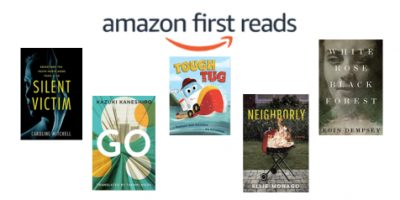 Amazon First Reads | Free Books for Prime Members