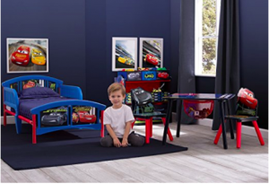Cars Toddler Bed Deal