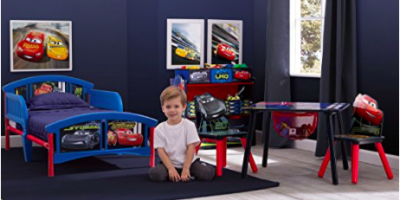 Great Deal on a Disney Cars Toddler Bed
