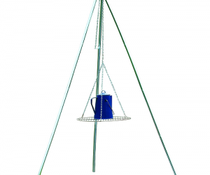 Great Price! Coghlan's Tri-Pod Grill and Lantern Hanger