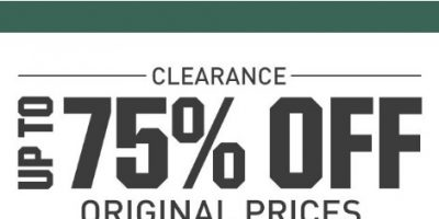 up to 75% OFF At Dick's Sporting G...