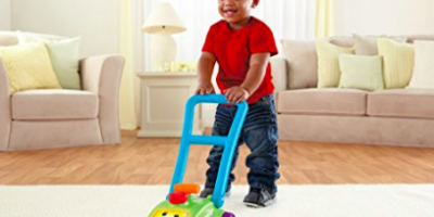 GREAT Price!!  Fisher-Price Laugh & Learn Smart Stages Mower
