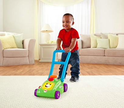 Fisher Price Mower Deal