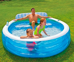 CRAZY LOW PRICE!!  Intex Inflatable Family Lounge Pool