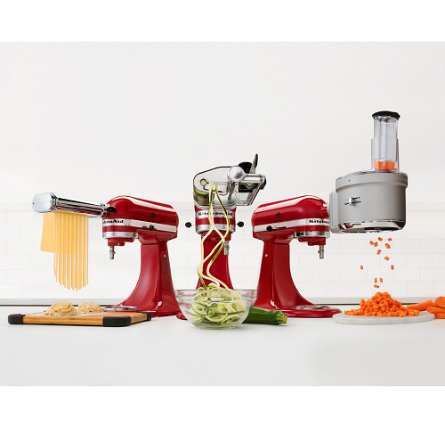 As Low As 10 49 Kitchenaid Stand Mixer Attachments
