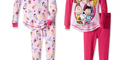 Amazon – Nice Deal On This Peanuts Toddler Girls' 4pc Cotton Set!
