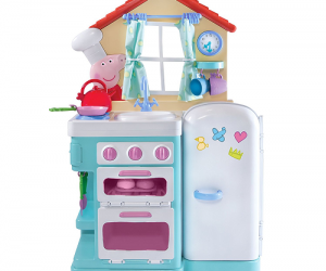 Snag This Peppa Pig Giggle & Bake Kitchen At A Great Price!