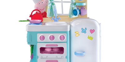 Snag This Peppa Pig Giggle & Bake K...
