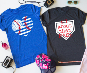 All About That Base Tees: $13.99 (Was $28)