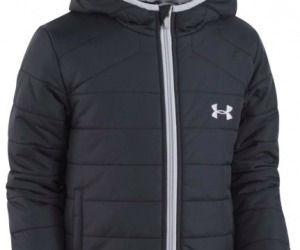 $29.98 (was $60) Under Armour Boys' Feature Puffer Jacket