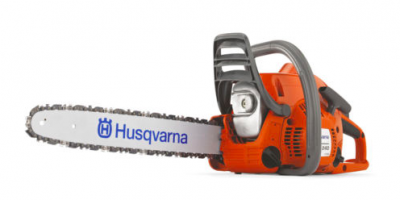 $140 (Was $180) Husqvarna 240 16″ Chainsaw