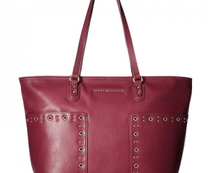 $34.99 (was $128) Tommy Hilfiger Aileen Tote